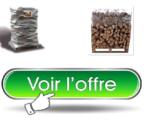 Offre bois de chauffage rangé