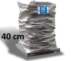 bois de chauffage de 40 cm
