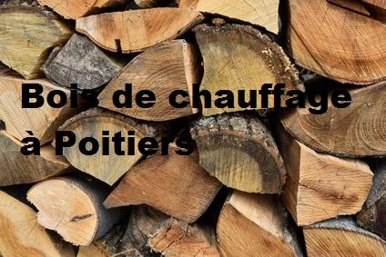 Bois de chauffage à Poitiers