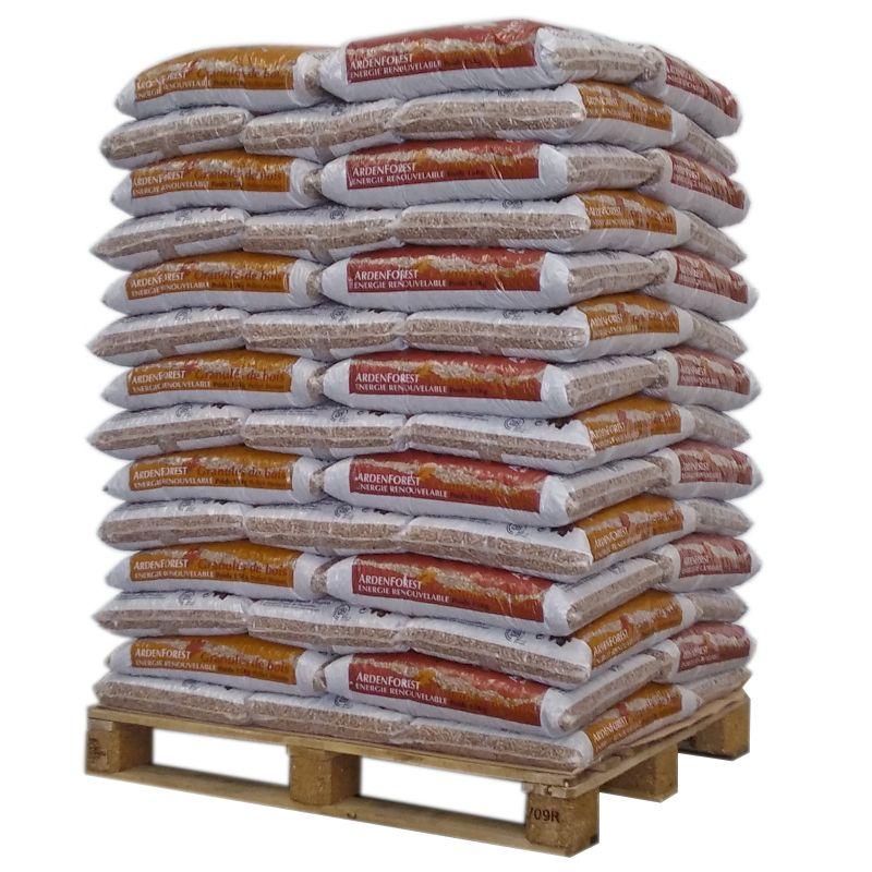 pellet-ardenforest-palette-de-70-sacs-de-15-kg