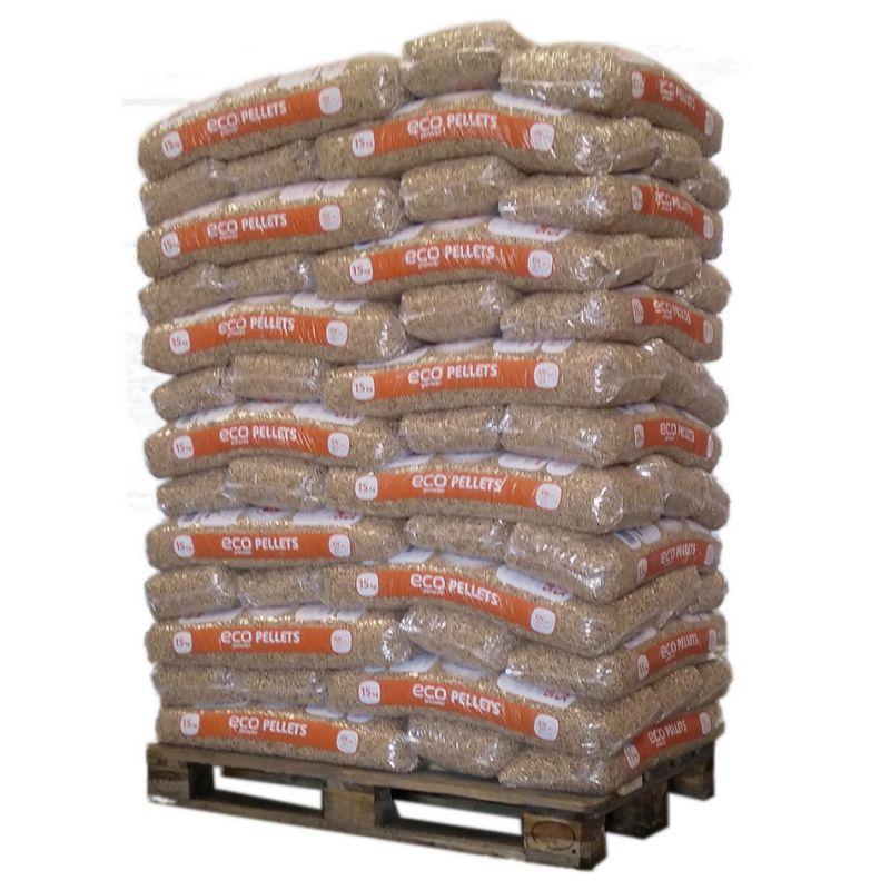 pellet-ecopower-palette-de-65-sacs-de-15-kgPalette de Pellets EcoPower