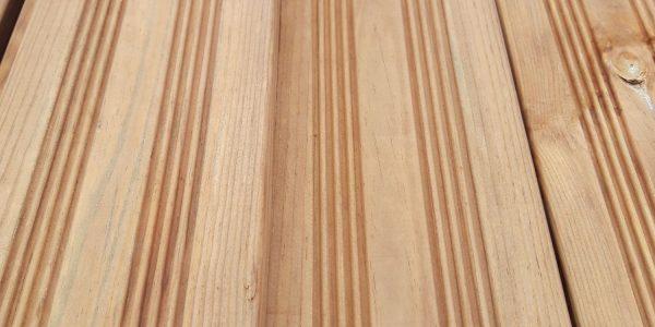 Terrasse pin maritime cl4 marron
