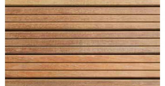 Dalles de terrasse bois en ipé
